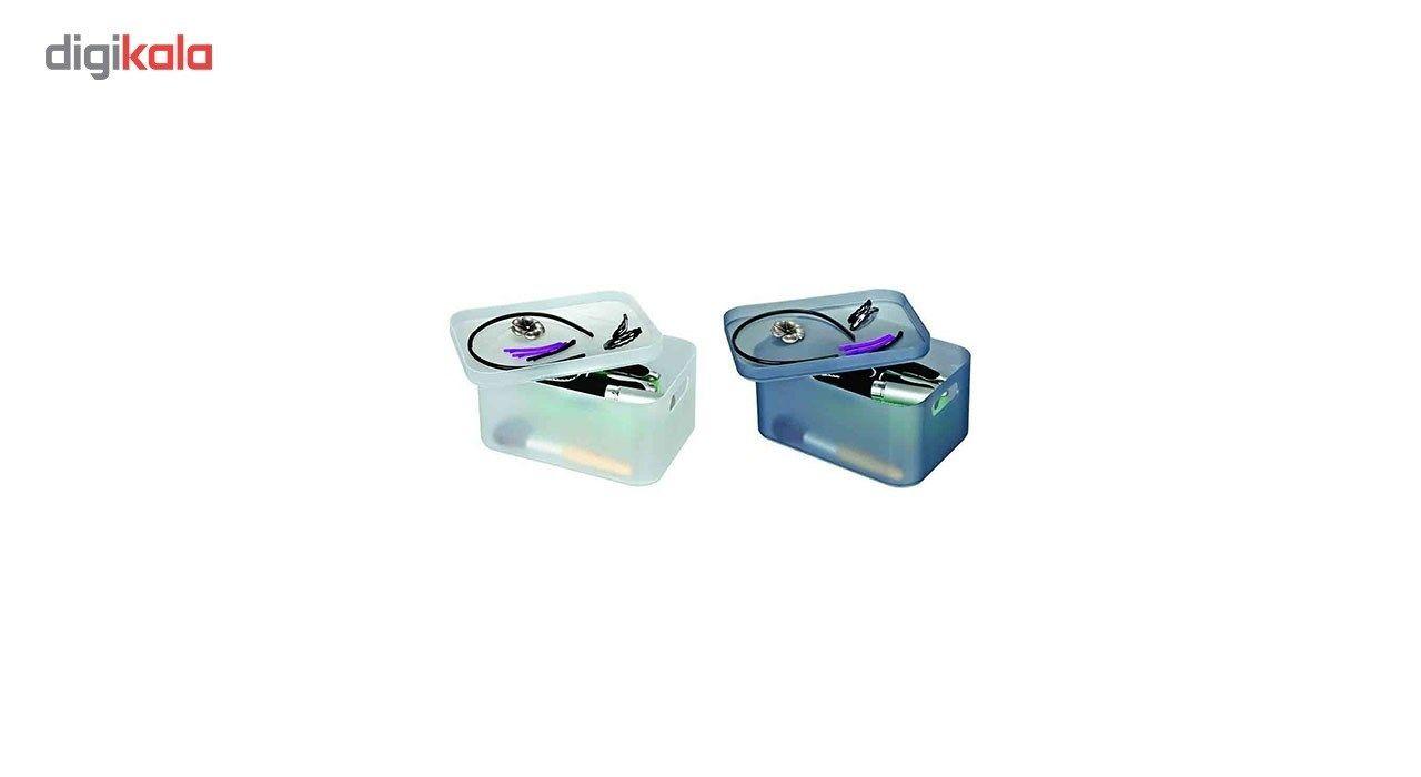 جعبه لوازم آرایش ونکو مدل Ice Cube main 1 5