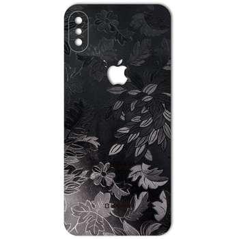 برچسب پوششی ماهوت مدل Wild-flower Texture مناسب برای گوشی  iPhone X