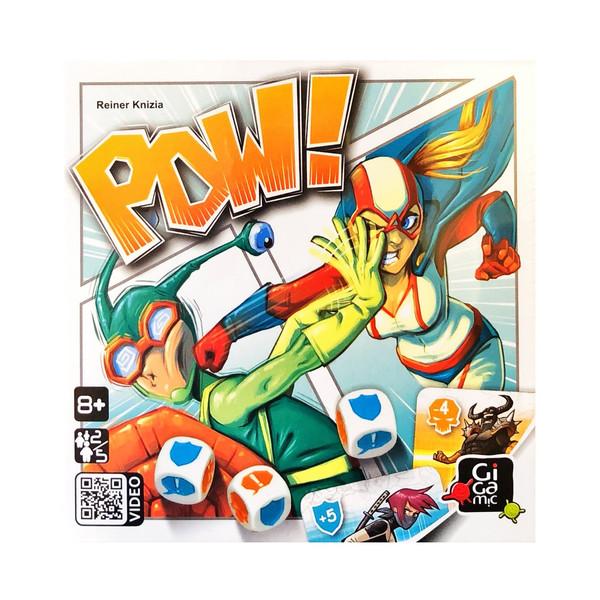بازی فکری ژیگامیک مدل Pow