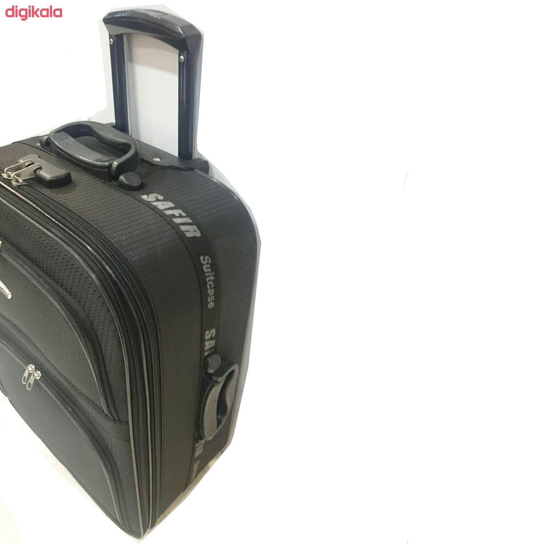 مجموعه دو عددی چمدان سفیر مدل t2420 main 1 3