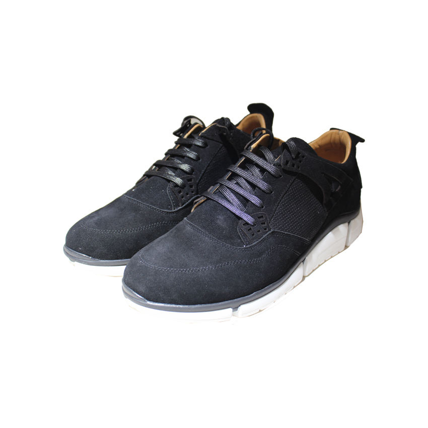 کفش روزمره مردانه چرم آرا مدل sh053 کد me -  - 5