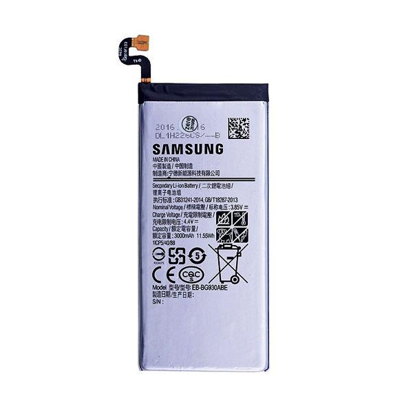 باتری موبایل مدل EB-BG9301ABE ظرفیت 3000 میلی آمپر ساعت مناسب برای گوشی موبایل سامسونگ Galaxy S7