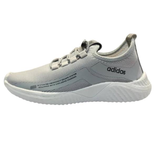 کفش راحتی زنانه مدل بوژان کد 858 رنگ طوسی