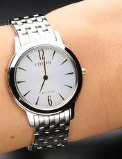 ساعت مچی عقربه ای زنانه سیتی زن مدل EX1498-87A -  - 8