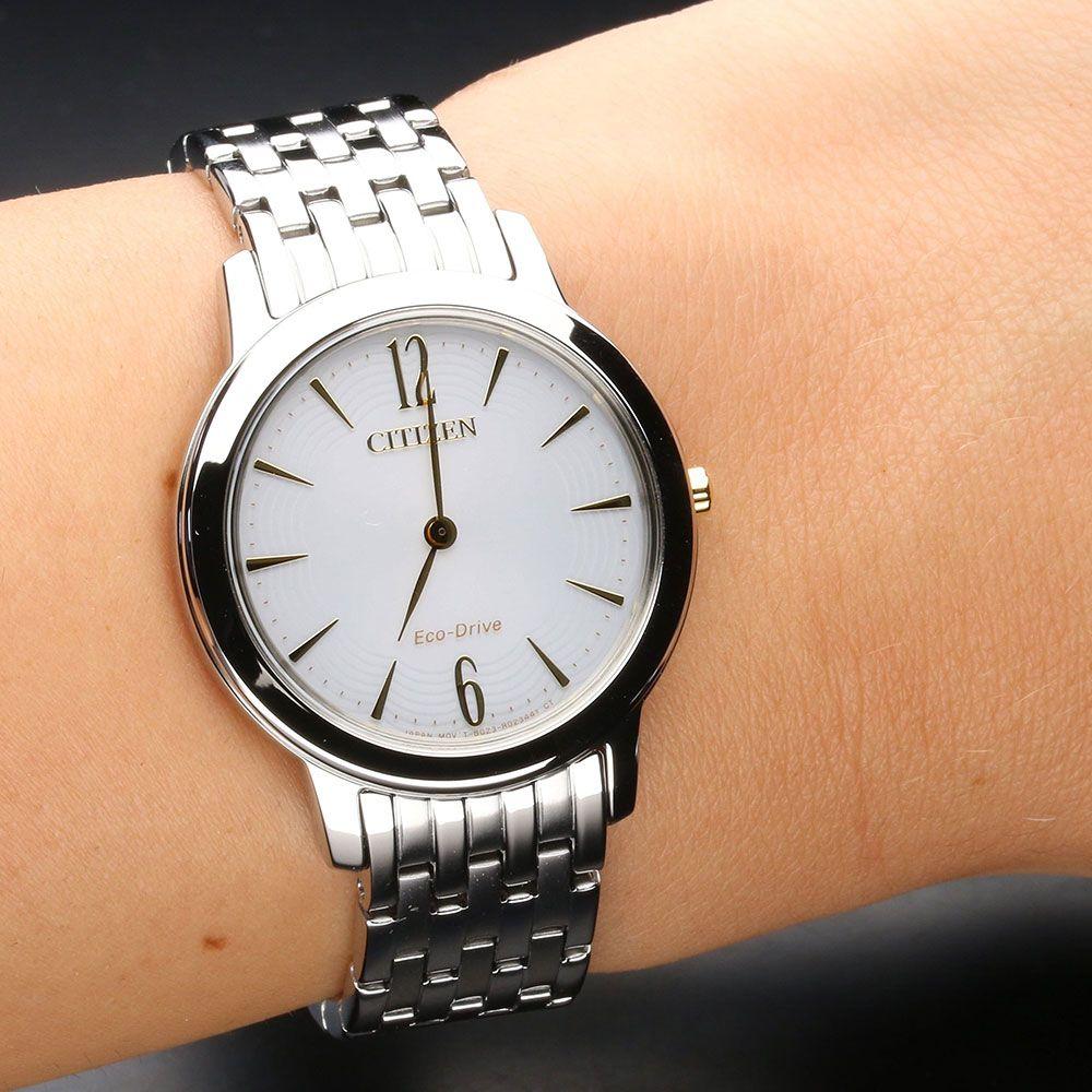 ساعت مچی عقربه ای زنانه سیتی زن مدل EX1498-87A -  - 9