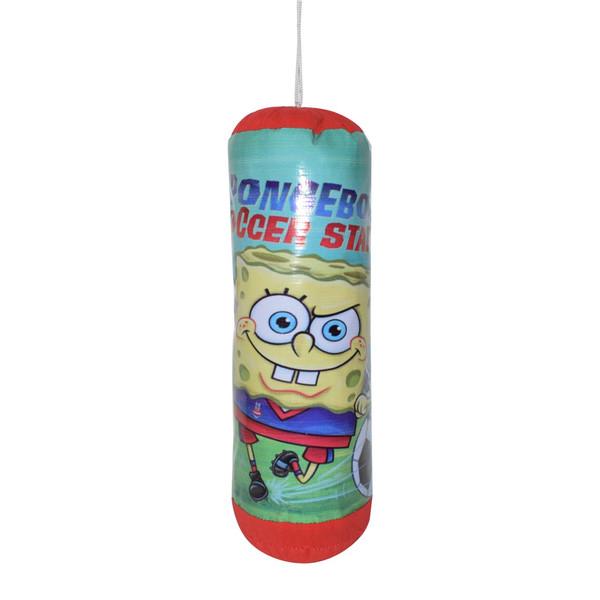 کیسه بوکس کودک مدل Sponge Bob
