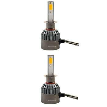 لامپ هدلایت خودرو مدل H1 بسته 2 عددی