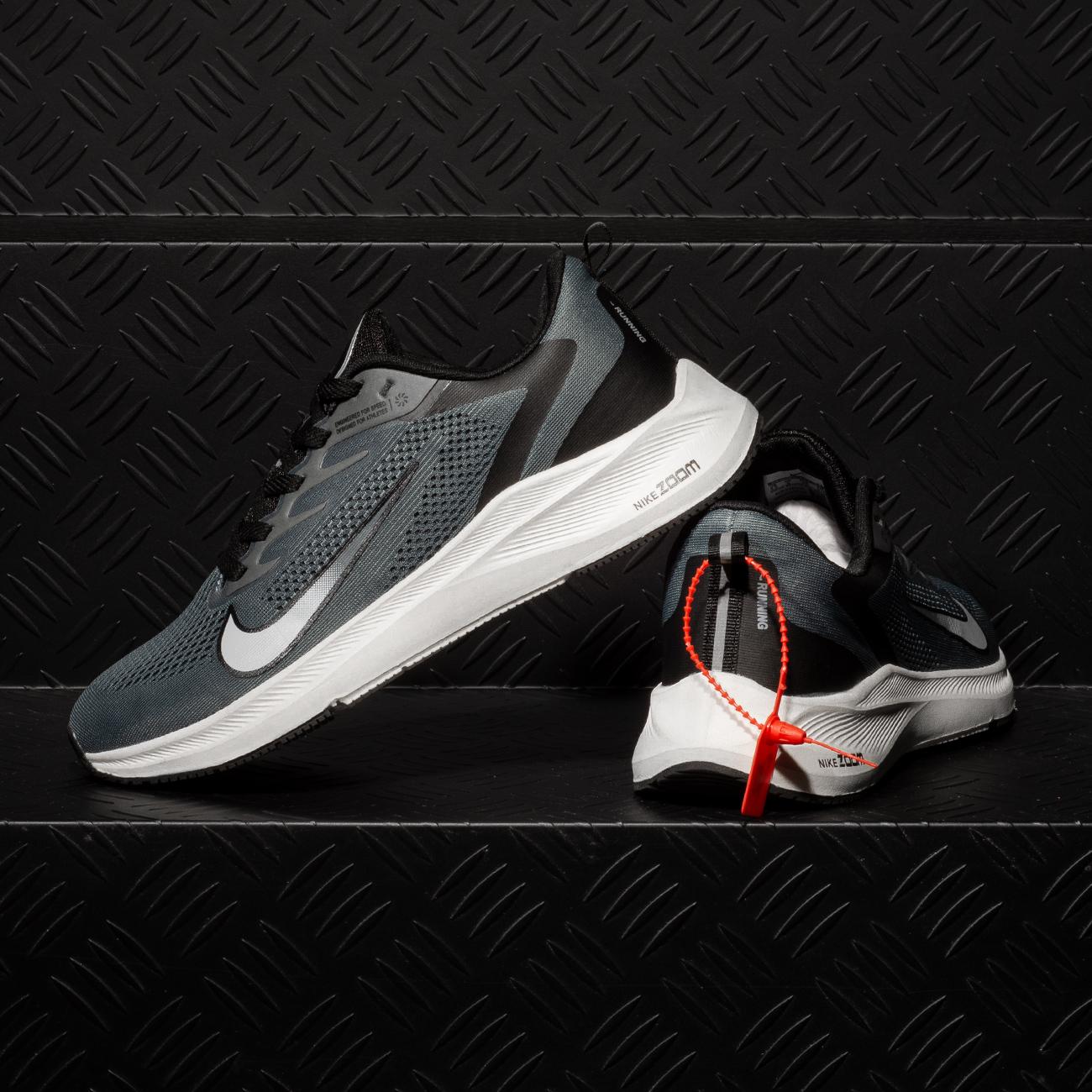 خرید                                     کفش مخصوص دویدن مردانه نایکی مدل WINFLO TEMP GRY3798