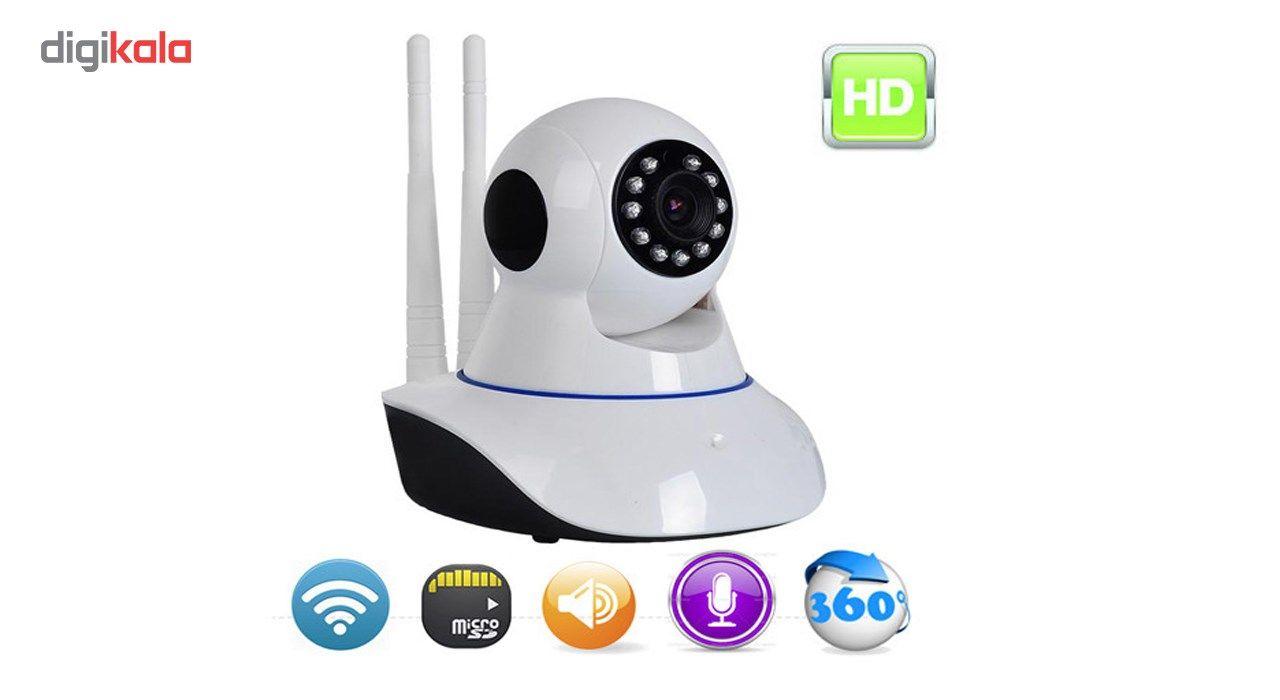 دوربین کنترل  اتاق کودک مدل Smart Camera main 1 2