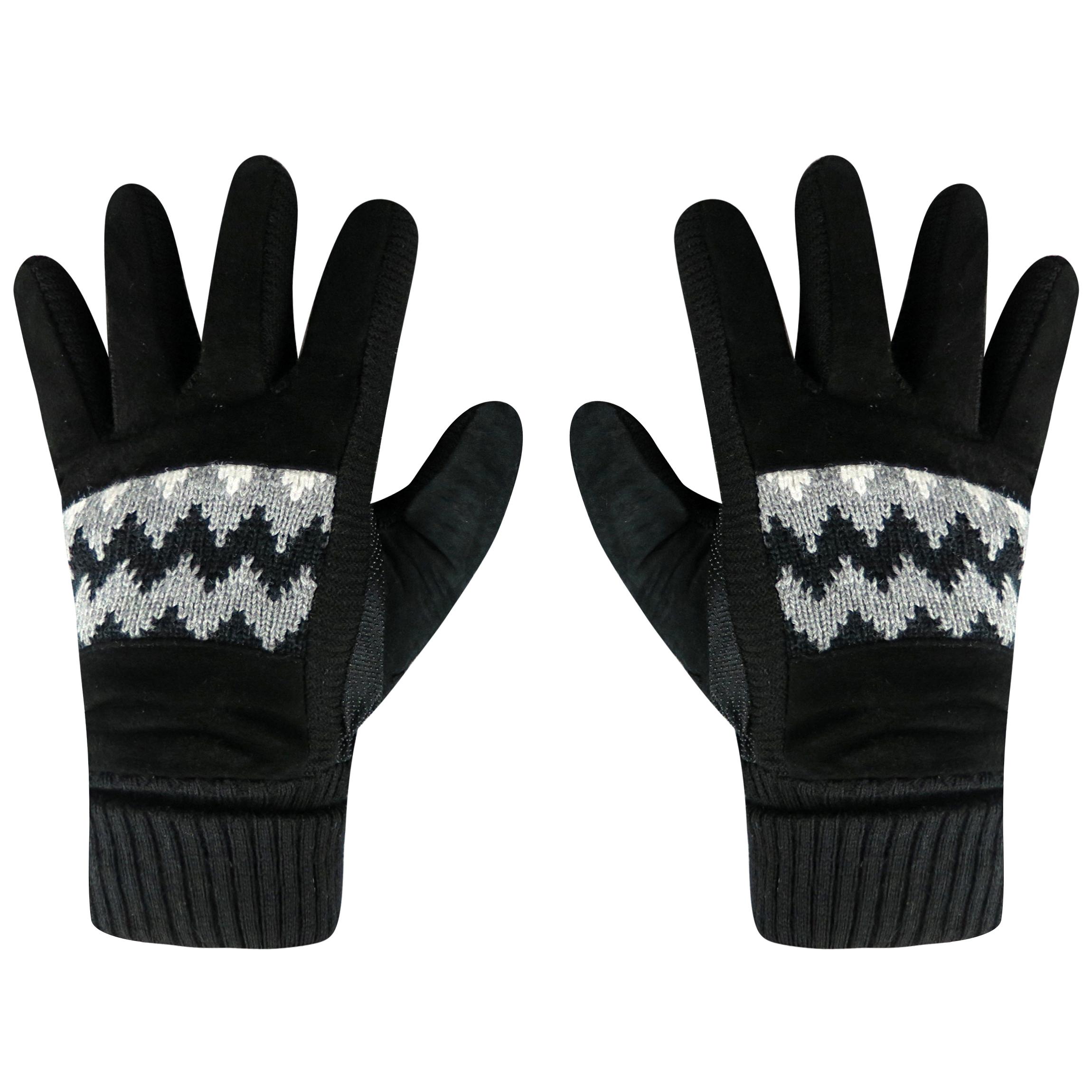 دستکش مردانه مدل Wk01
