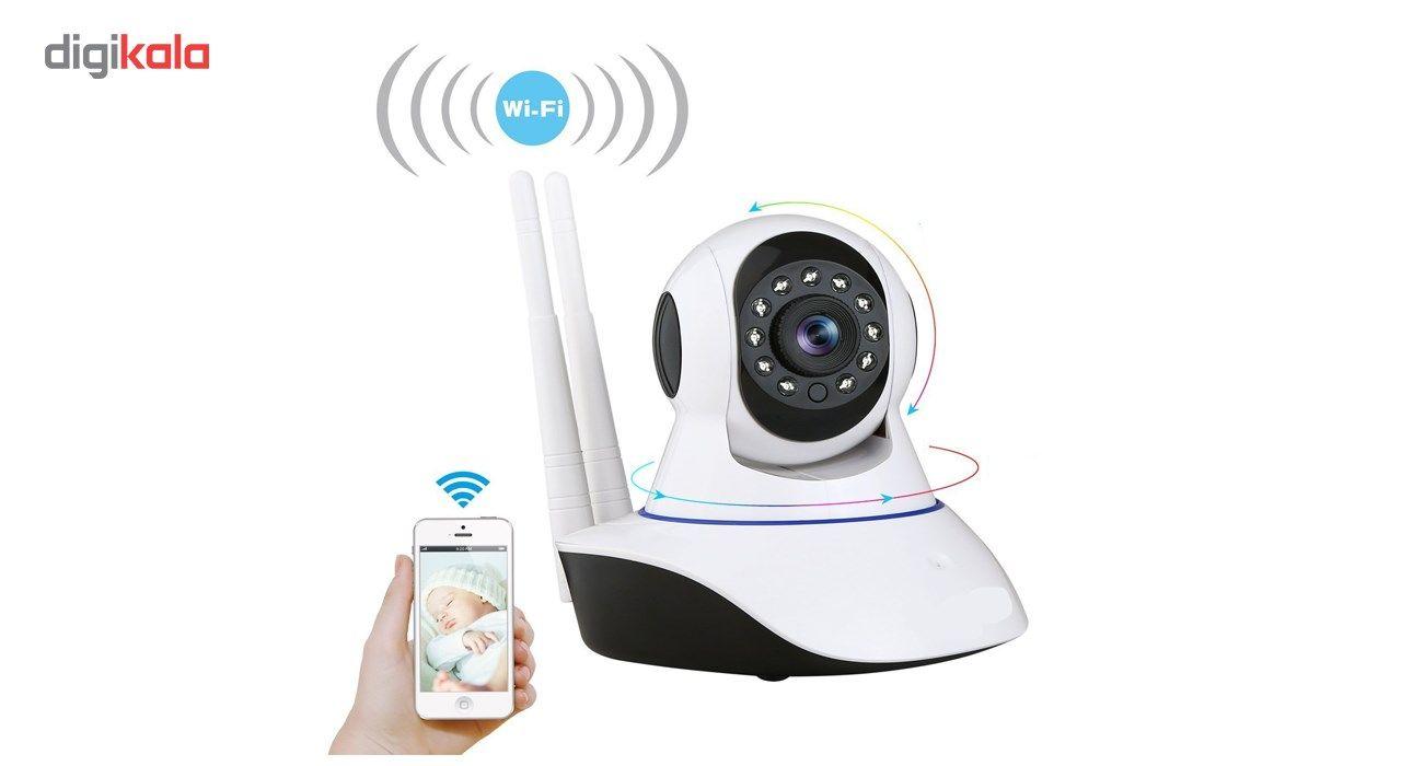 دوربین کنترل  اتاق کودک مدل Smart Camera main 1 3
