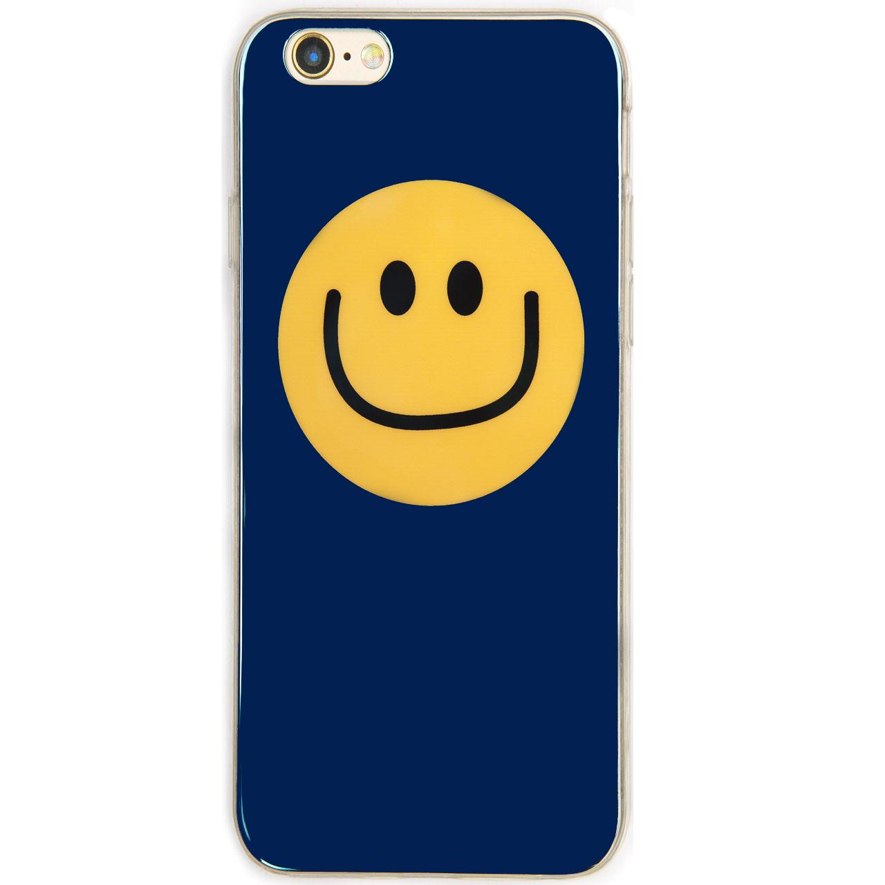 کاور ژله ای مدل Smile مناسب برای گوشی موبایل آیفون 6 plus