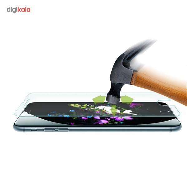 محافظ صفحه نمایش شیشه ای ریمکس مدل E-Paste مناسب برای گوشی موبایل آیفون 6 main 1 4