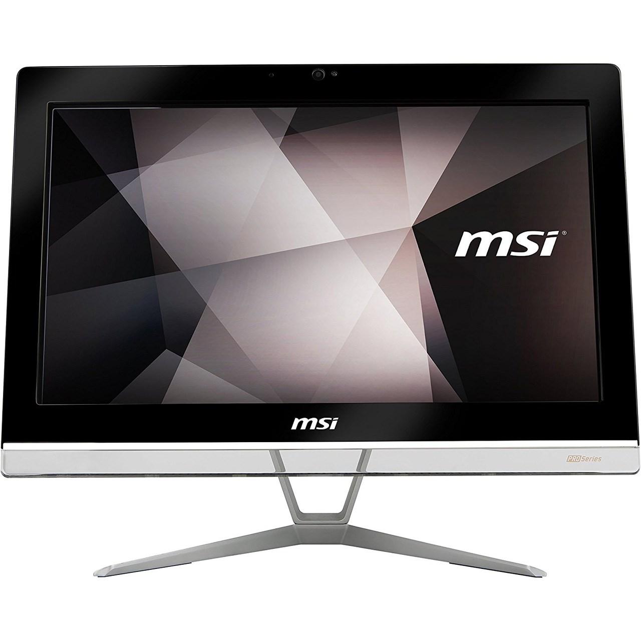 کامپیوتر همه کاره 19.5 اینچی ام اس آی مدل Pro 20 EXT 7M - B