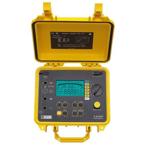 تستر مقاومت عایقی کاوین آرنوکس مدل CA6547