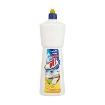 مایع ظرفشویی تاژ حاوی جوش شیرین با رایحه لیمو زرد مقدار 1 کیلوگرم