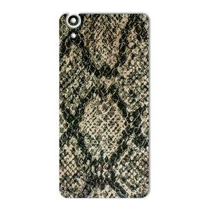 برچسب پوششی ماهوت مدلJungle-python Texture مناسب برای گوشی  Huawei Y6 II