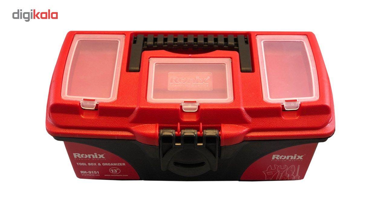 جعبه ابزار رونیکس مدل RH-9151 main 1 3