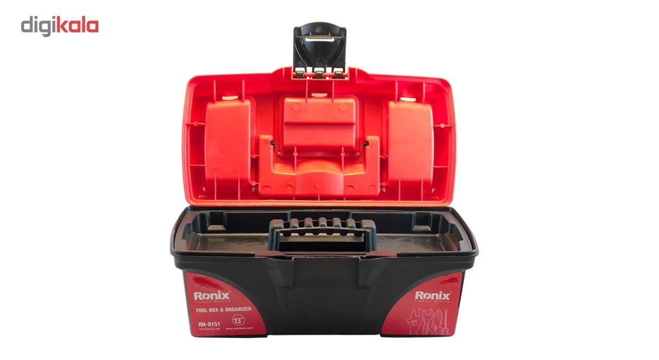 جعبه ابزار رونیکس مدل RH-9151 main 1 4