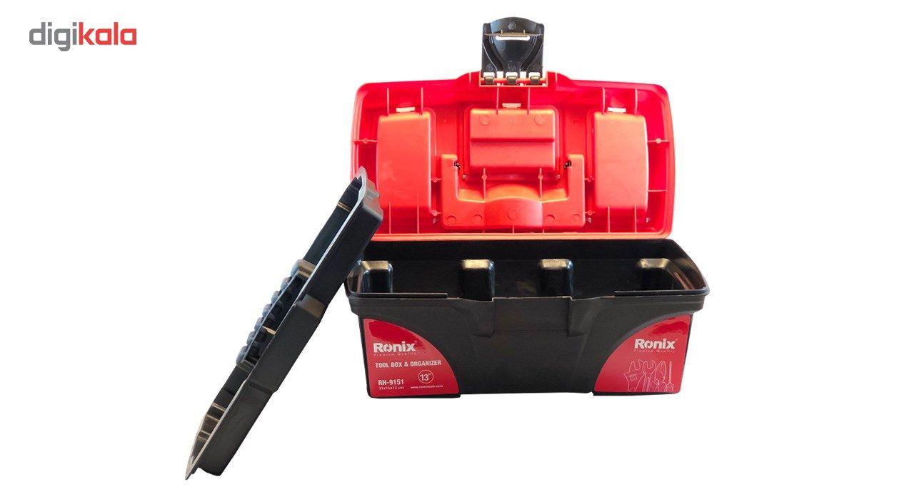 جعبه ابزار رونیکس مدل RH-9151 main 1 5