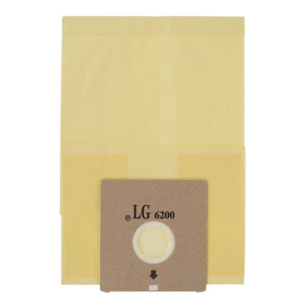 کیسه جاروبرقی  مدل L0 مناسب برای جاروبرقی LG 6200 بسته 5 عددی