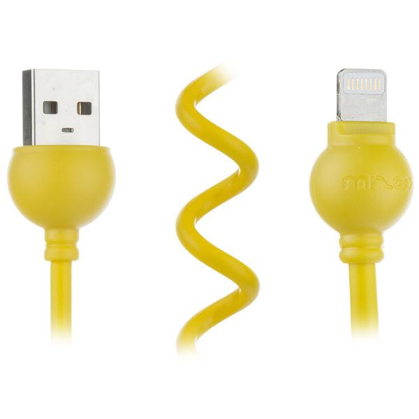 کابل تبدیل USB به Lightning  میزو مدل x700 طول 0.64 متر
