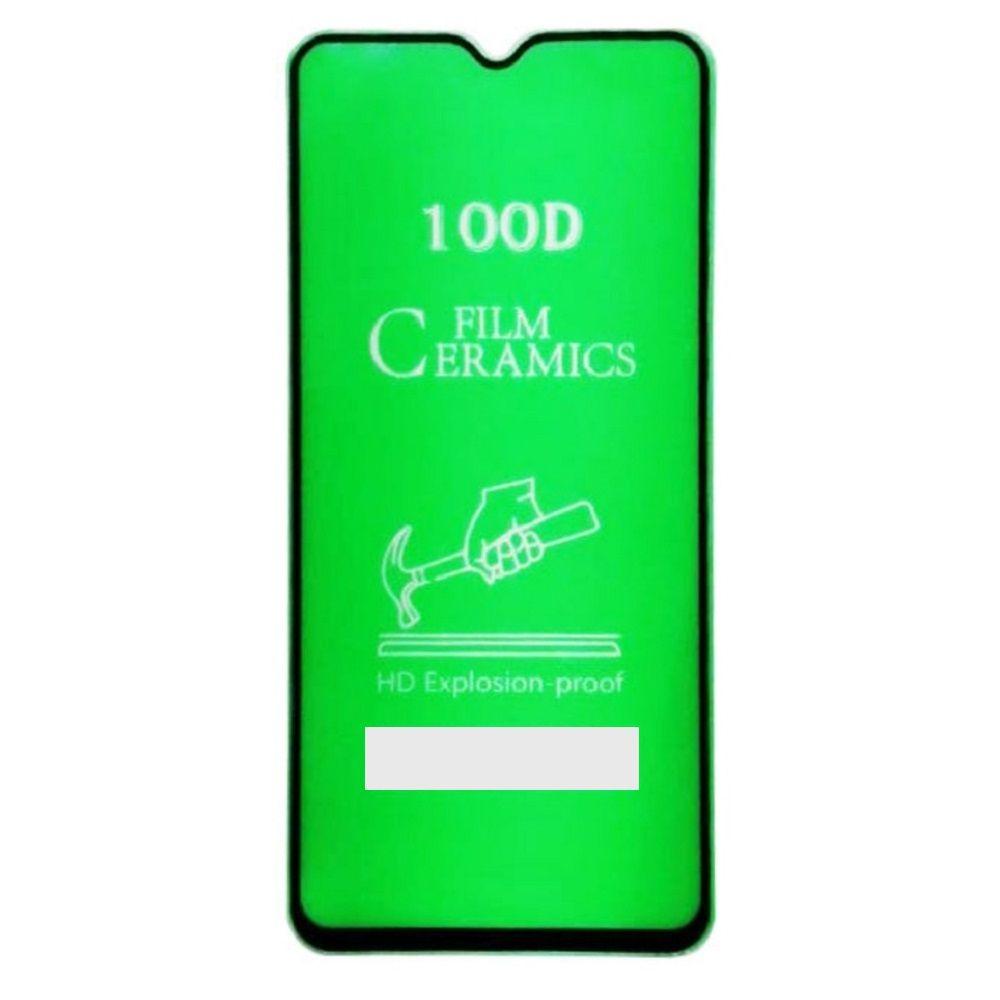 محافظ صفحه نمایش سرامیکی مدل anti-shock مناسب برای گوشی موبایل سامسونگ Galaxy A70  A12  A02S  A02