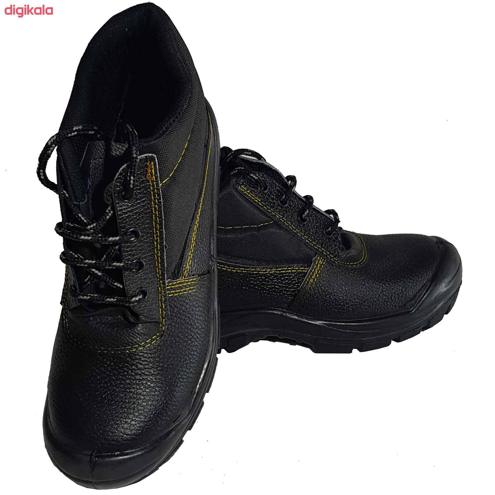 کفش کوهنوردی مردانه مدل یاشار کد YSHR222 main 1 3