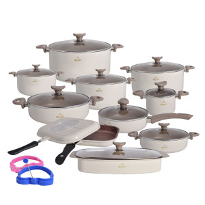 سرویس پخت و پز 22 پارچه وون مدل Bismark