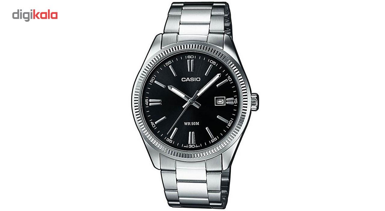خرید ساعت مچی عقربه ای مردانه کاسیو مدل MTP-1302D-1A1VDF