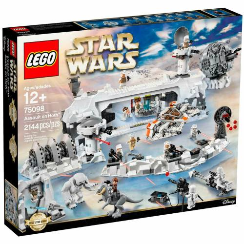 لگو سری Star Wars مدل Assault On Hoth 75098