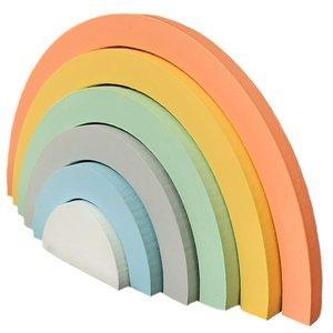 استند رومیزی کودک طرح رنگین کمان مدل 041R