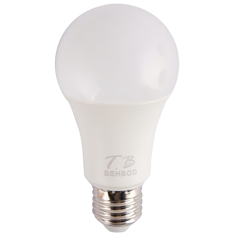 لامپ ال ای دی 15 وات تی .بی مدل A60 پایه E27 بسته 20 عددی