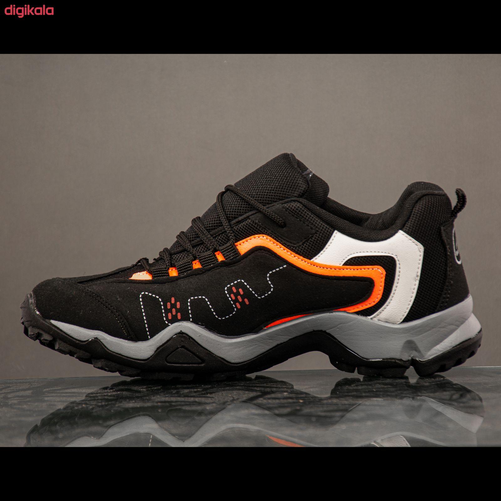 کفش کوهنوردی مردانه سارزی مدل hilas_M.e.s,Na.r.n.j_01 main 1 2