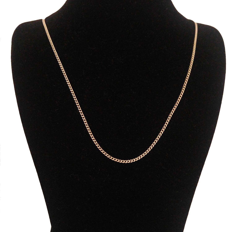 زنجیر نقره زنانه کد k5.60
