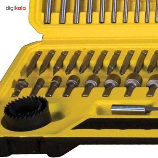 مجموعه 100 عددی سری پیچ گوشتی و مته دیوالت مدل DT71563 main 1 4