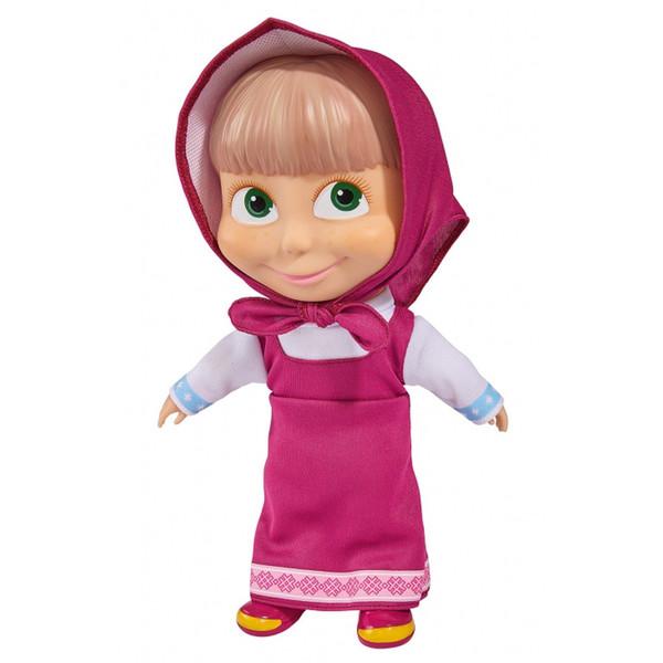 عروسک سیمبا مدل Masha Soft Bodied Doll سایز کوچک