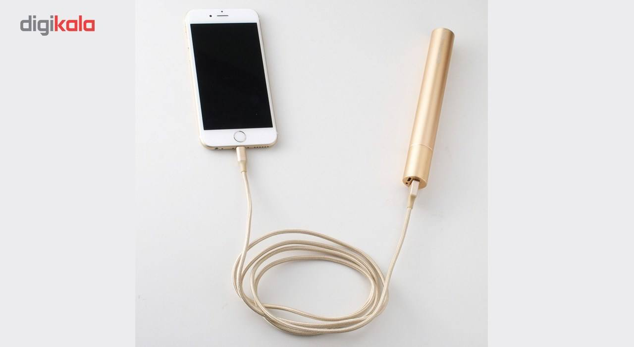 کابل تبدیل USB به لایتنینگ آیفون زیکو مدل Sc500 به طول 1.5 متر main 1 11