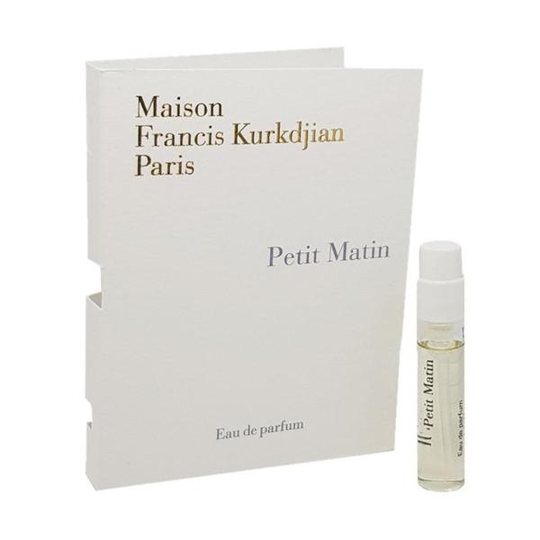 تستر عطر جیبی میسون فرانسیس کورکجان مدل Petit Matin حجم 2 میلی لیتر