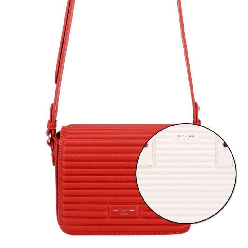 کیف رو دوشی زنانه دیوید جونز مدل 6275-1  -  - 3
