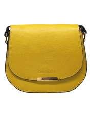 کیف دوشی زنانه چرم آرا مدل d060 -  - 17