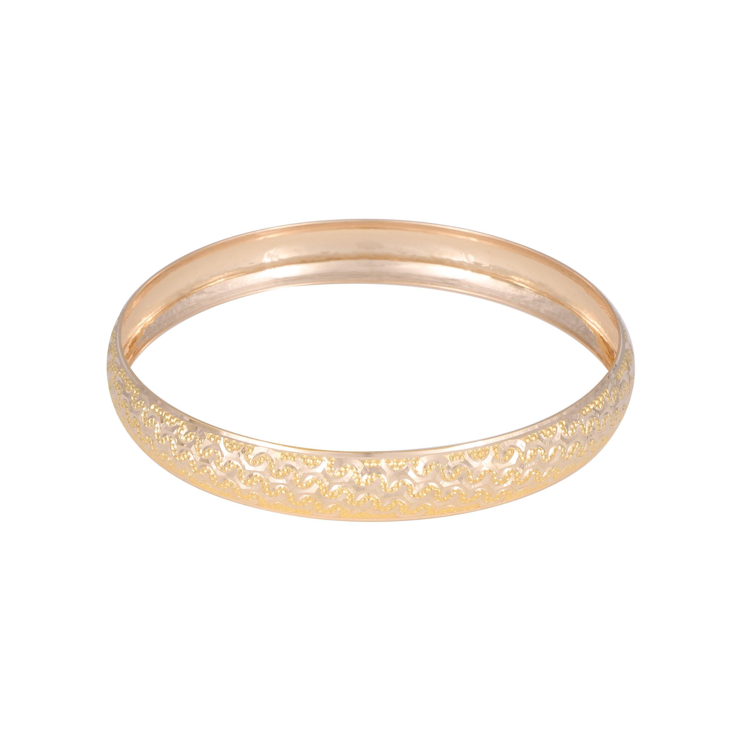 النگو طلا 18 عیار زنانه کد G755