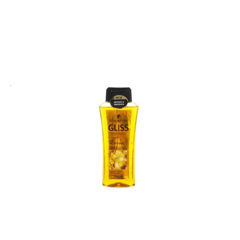 شامپو مو گلیس مدل Oil Nutritive حجم 250 میلی لیتر