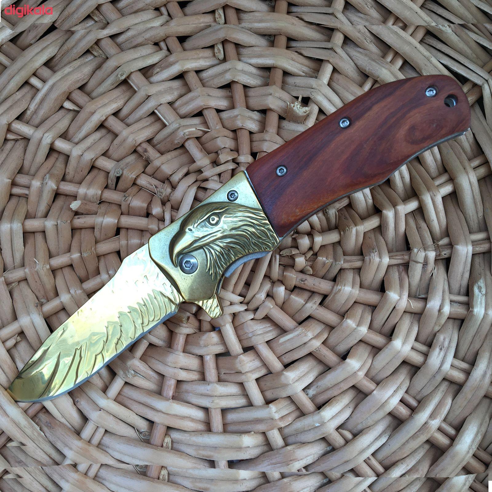 چاقوی سفری مدل SA2021 main 1 4