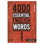 کتاب 4000Essential English Words 1 اثر Paul Nation نشر ابداع