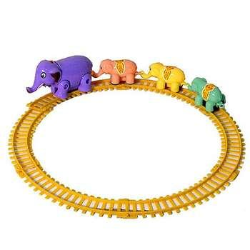 قطار بازی مدل فیل کد 20356