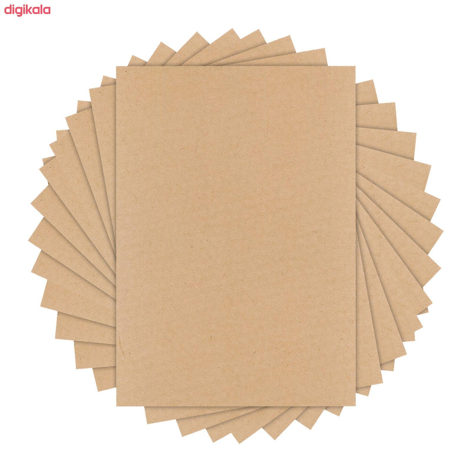 کاغذ کرافت مستر راد کد 1436 بسته 50 عددی main 1 1