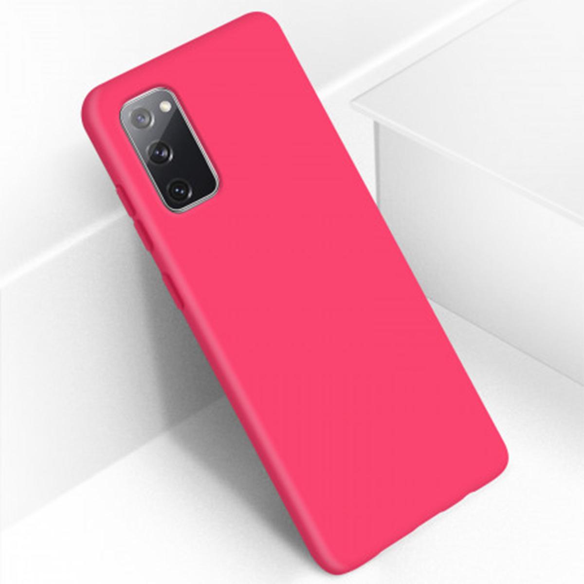 کاور مدل PHSIILK مناسب برای گوشی موبایل سامسونگ Galaxy S20 FE main 1 3