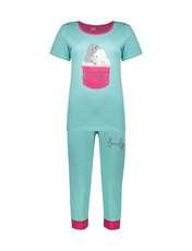 ست تی شرت و شلوارک راحتی زنانه مادر مدل 2041102-54 -  - 1