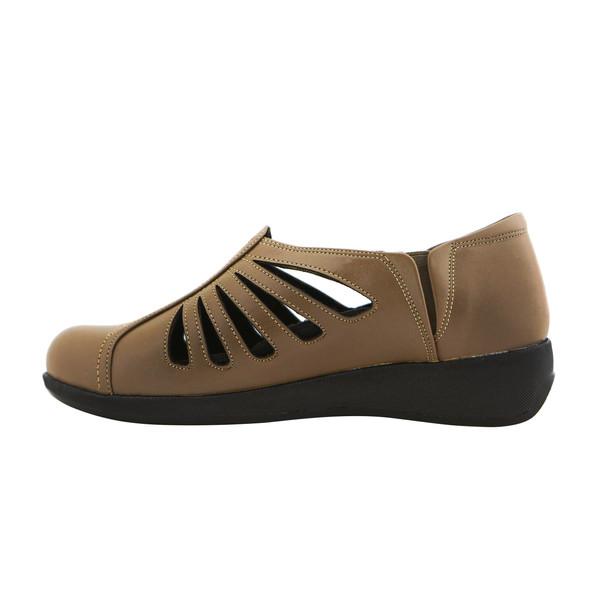 کفش زنانه روشن مدل شاهین کد 23